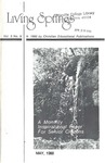 May 1980 (Vol. 3 No. 9) by Cedarville College