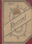 1903 Journal
