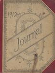 1912 Journal
