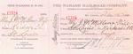 Railroad Ticket