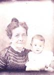 Martha McMillan with Unidentified Child