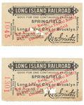 Train Tickets by Cedarville University