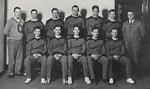 1927-1928 Men's Basketball Team by Cedarville College