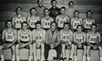 1954-1955 Men's Basketball Team