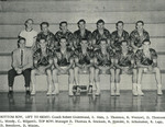 1955-1956 Men's Basketball Team
