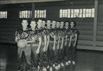 1956-1957 Men's Basketball Team