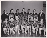 1959-1960 Men's Basketball Team