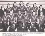 1961-1962 Men's Basketball Team