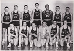 1963-1964 Men's Basketball Team