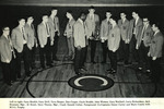 1964-1965 Men's Basketball Team