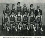 1965-1966 Men's Basketball Team