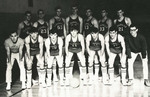 1967-1968 Men's Basketball Team by Cedarville College