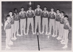 1968-1969 Men's Basketball Team