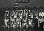 1971-1972 Men's Basketball Team