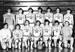 1972-1973 Men's Basketball Team