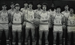1975-1976 Men's Basketball Team