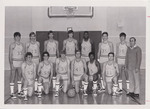 1976-1977 Men's Basketball Team
