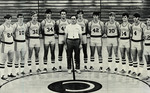 1973-1974 Men's Basketball Team