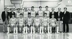 1981-1982 Men's Basketball Team