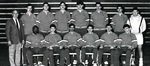 1986-1987 Men's Basketball Team