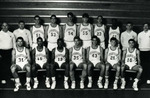 1987-1988 Men's Basketball Team