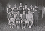 1916-1917 Men's Basketball Team by Cedarville College