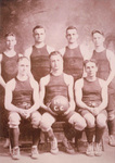 1917-1918 Men's Basketball Team by Cedarville College