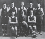1919-1920 Men's Basketball Team by Cedarville College