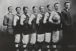 1914-1915 Men's Basketball Team