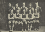 1920-1921 Men's Basketball Team by Cedarville College