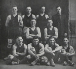 1921-1922 Men's Basketball Team