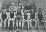 1923-1924 Men's Basketball Team