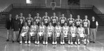 2000-2001 Men's Basketball Team
