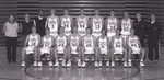 2001-2002 Men's Basketball Team