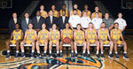 2017-2018 Men's Basketball Team by Cedarville University