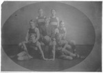 1907-1908 Men's Basketball Team by Cedarville College