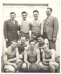 Men's Basketball Team (1930s) by Cedarville College