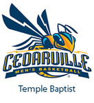 Cedarville College vs. Temple Baptist College