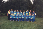 Cross Country Team by Cedarville University