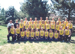Team Picture by Cedarville College