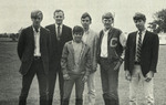 1968 Men's Cross Country Team by Cedarville College