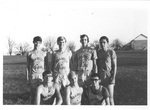 1969-1970 Men's Cross Country Team by Cedarville College