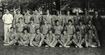 1970-1971 Men's Cross Country Team by Cedarville College