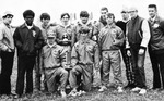 1972-1973 Men's Cross Country Team by Cedarville College