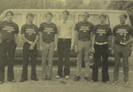 1974-1975 Men's Cross Country Team by Cedarville College