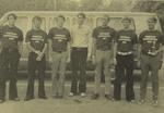 1974-1975 Men's Cross Country Team