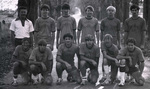 1977 Men's Cross Country Team by Cedarville College