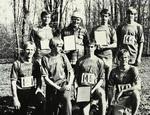 1978-1979 Men's Cross Country Team