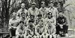 1979-1980 Men's Cross Country Team