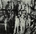 1980-1981 Men's Cross Country Team